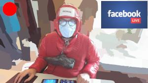 Orja Live! @ Facebook